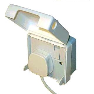 Safetots Universal Single Plug Socket Cover
