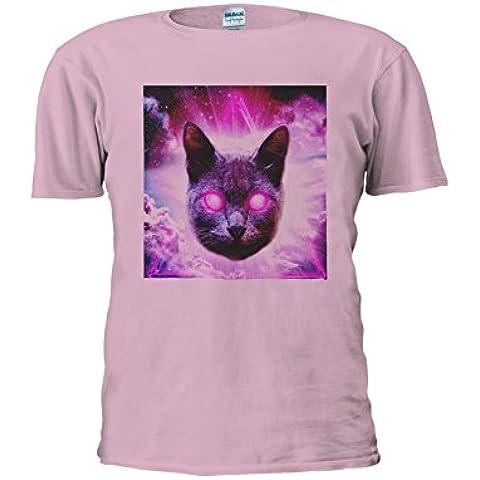 NisabellaLTD -  T-shirt - Maniche corte  - Uomo