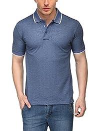 Spark Men's Premium Rich Cotton Polo T-shirt