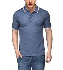 ccb69b7a7 Scott International Men s Cotton T-Shirt (1.1 spk1 XL Navy blue)