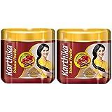 Karthika Shikakai Powder, 180gm (Pack of 2)