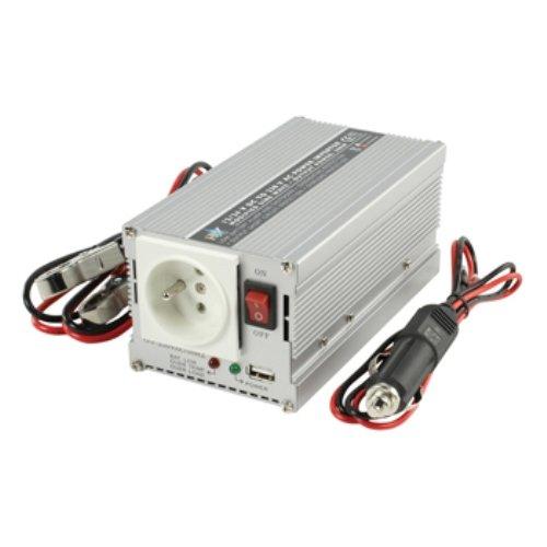 chselrichter für Akkus (24V, USB-Anschluss) ()