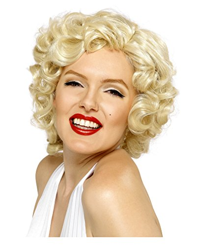 Blonde Marilyn Monroe (Perücke Marilyn)