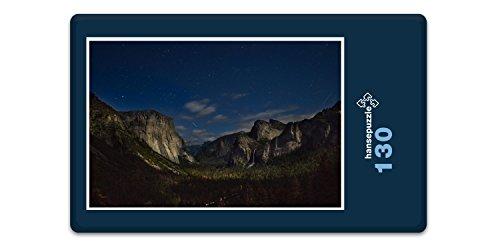 hansepuzzle 28229 Natur - Berge, 130 Teile in hochwertiger Kartonbox, Puzzle-Teile in wiederverschliessbarem Beutel