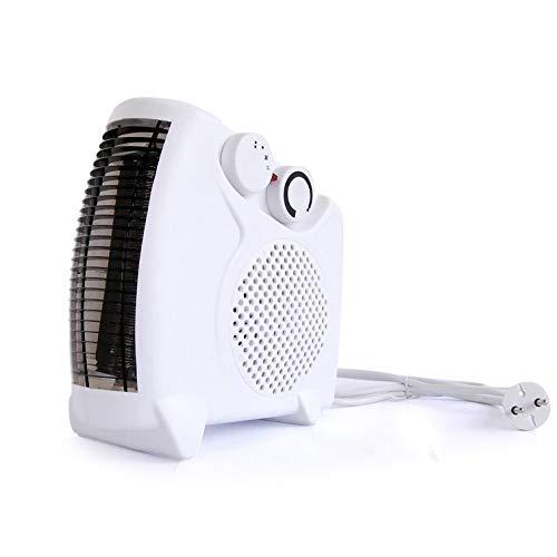 Calentador Eléctrico De Ventilador Plano/Vertical