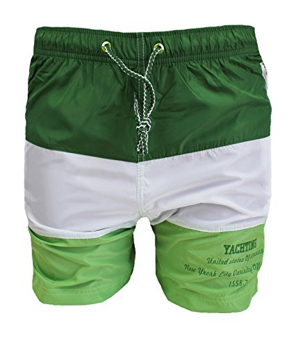 costume-mare-uomo-austar-yachting-verde-bianco-pantaloncino-boxer-slim-fit-l