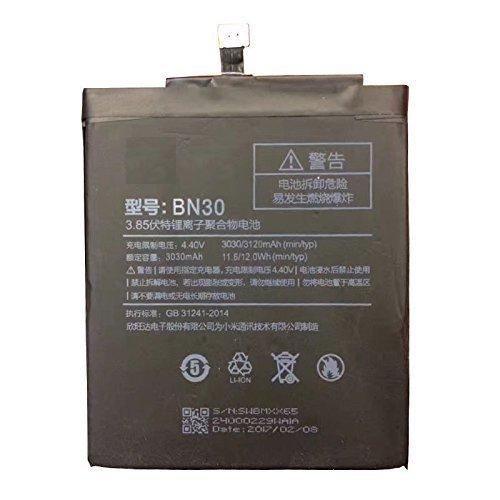 Theoutlettablet® Batterie per Smartphone XIAOMI REDMI 4A BN30. 3120 mAh Spannung 4.4V