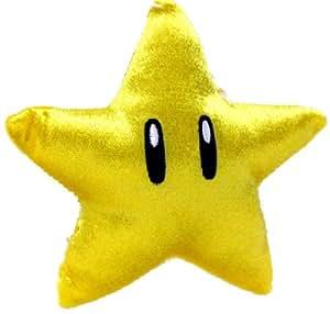 "Officiel Nintendo Mario Kart Vol. 2 Peluche - 4.5"" Star (Japanese Import)"