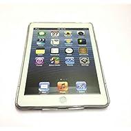 A-1 Qualité S Line IPAD Apple Air 2/6 Ipad (2014-15) Cover Case vague de gel de silicone pour Apple iPad Air 2/6 Ipad (2014-15) Transparent par G4GADGET®