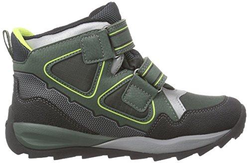 Geox J ORIZONT ABX B Jungen Hohe Sneakers Grün (C0914ASKER YESILI/AÇIK)