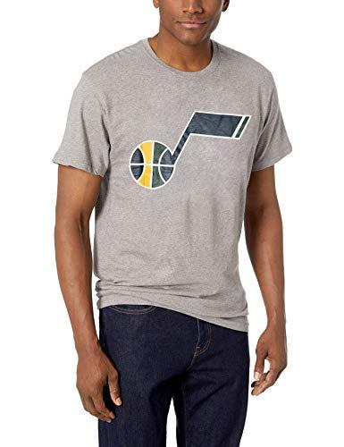 OST NBA Herren Rival Tee, Rival Tee, Grey Logo, XX-Large