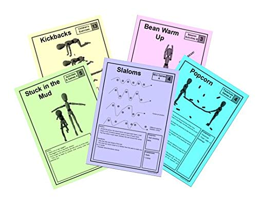 Circuit Cards for Children's Physical Activity Sessions Card Circuit Card