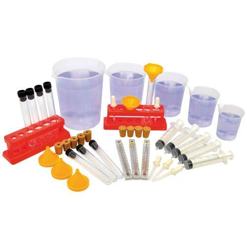 Wasserwerkstatt, 43 Teile Experimente