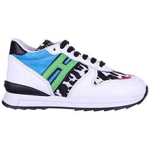 Hogan Rebel Sneakers Bambino Bianco 25 EU