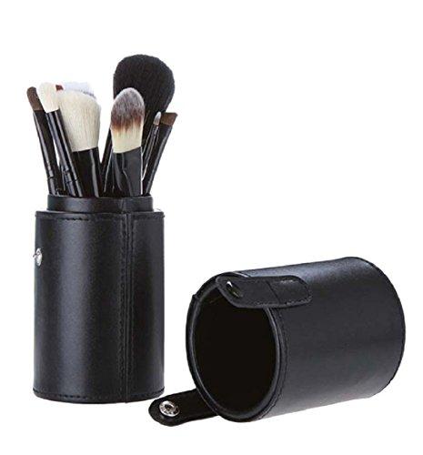 Ularma Unité centrale livre maquillage pinceaux titulaire brosse cosmétiques porte-conteneurs cylindre