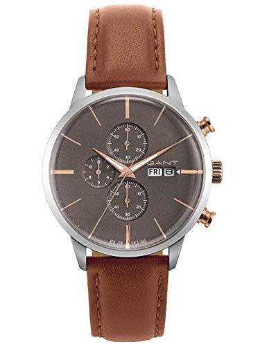 Gant Time GT063002 - Cronografo Asheville, 41 mm, 5 ATM