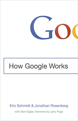 How Google Works (English Edition)