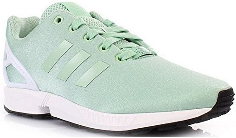 Zapatillas adidas – Zx Flux K Azul Green/Blanco 29