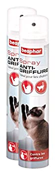 Beaphar - Spray anti-griffure contre les griffades - chat et chaton - 125 ml - Lot de 2
