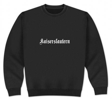 World of Football Sweat old Kaiserslautern - XXL