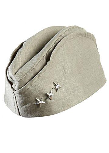 scher GI Seite Cap Hut (Pin Up Army Kostüme)
