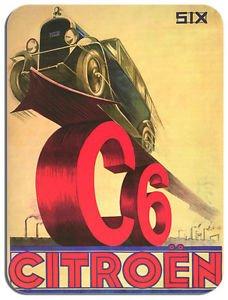 vintage-citroen-c6-mouse-mat-classic-car-mouse-pad