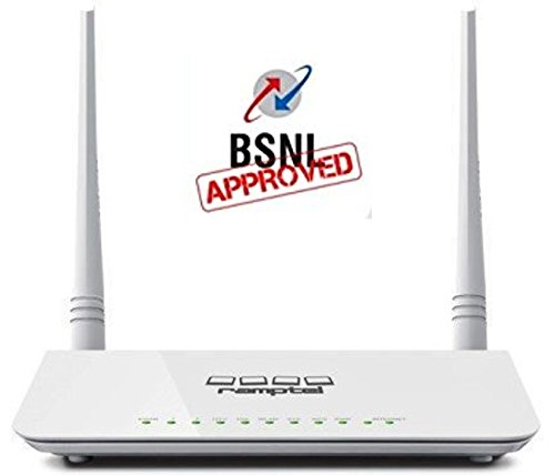 BSNL Approved Ramptel 300Mbps Wireless ADSL2+ Modem/Router (11