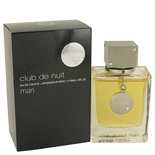 Armaf Club De Nuit Man 105ml/3.6oz Eau de Toilette Spray Men Cologne Fragrance