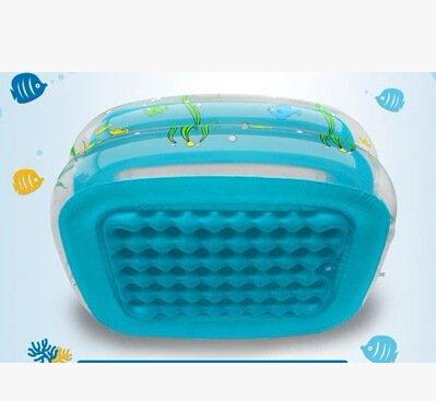 LIVY Infant Swimming aufblasbarer Swimmingpool Blase Platz am Ende einer marine Ball Pool Badewanne zu erhöhen