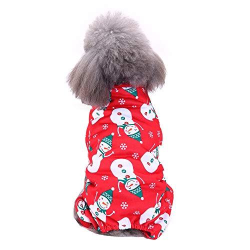 Timogee Pet Kleid Pullover gestreiften Rollkragen Weihnachten Schnee Hund Pullover Warme Bone Christmas Dog Kleidung -