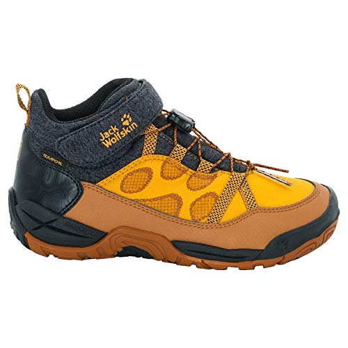 dschungel gym Jack Wolfskin Boys & Girls Jungle Gym Texapore Mid Walking Boots