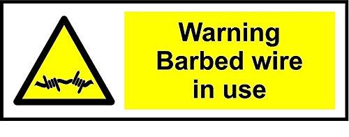 avertissement-fil-de-fer-barbele-dans-lutilisation-de-securite-en-aluminium-3-mm-panneau-300-mm-x-10