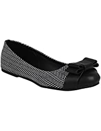 Chalk Studio - Black Herring - Ballet Flats