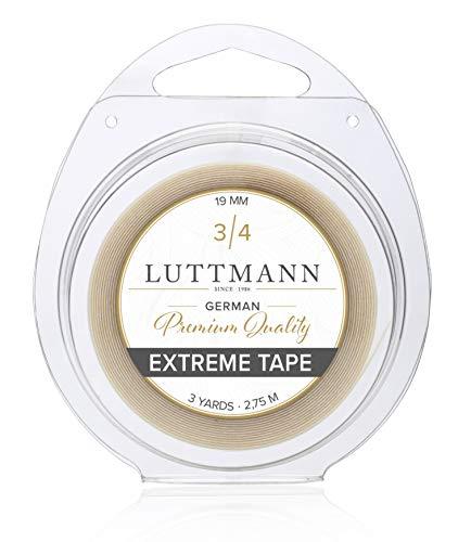 LUTTMANN Extreme Tape - Cinta adhesiva 19 mm sistemas