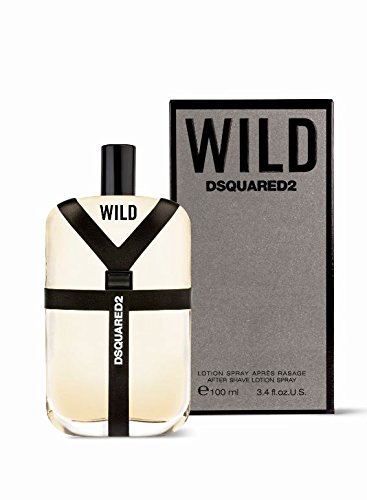 Wild After Shave Lotion 100 ml Spray Uomo