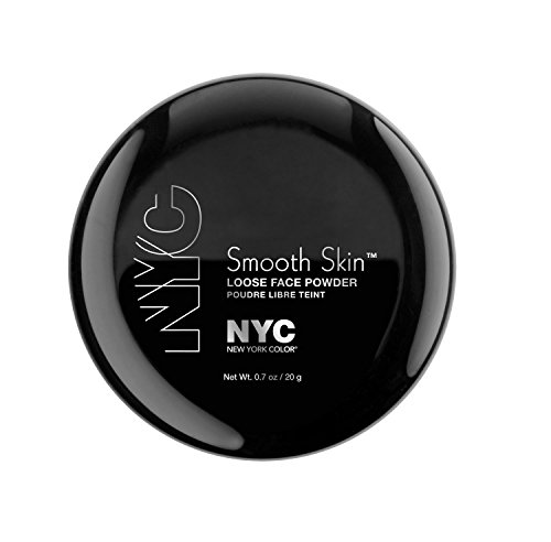 NYC Smooth Skin Loose Face Powder, i741a translucent, 15 g