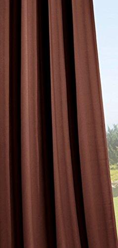 Cortinas térmicas y opacas XXL (245x 275cm), listas para colgarCortina tipo 139., tela, crema, HxB 245x275 cm
