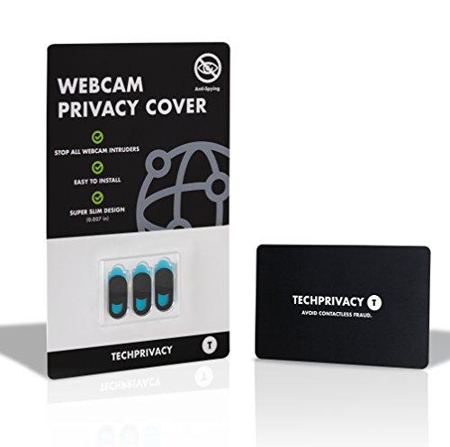 TechPrivacy Copri Webcam Webcam Cover PC Portatile iPad Macbook Macbook Pro iMac