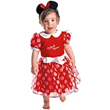 Disney - Costume per travestimento da Minnie,
