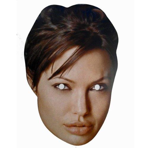 Angelina Jolie Celebrity Face Mask