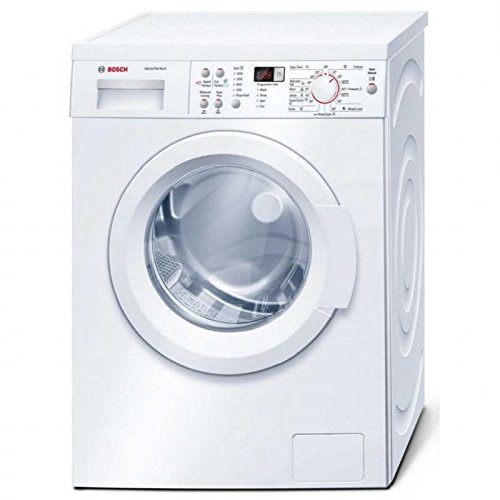 Bosch WAP28378GB Serie 6 EcoSilence 8kg 1400rpm Freestanding Washing Machine White