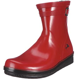 Viking JEWEL 1-31000-1002, Damen, Stiefel, Rot  (red/black 1002), EU 36