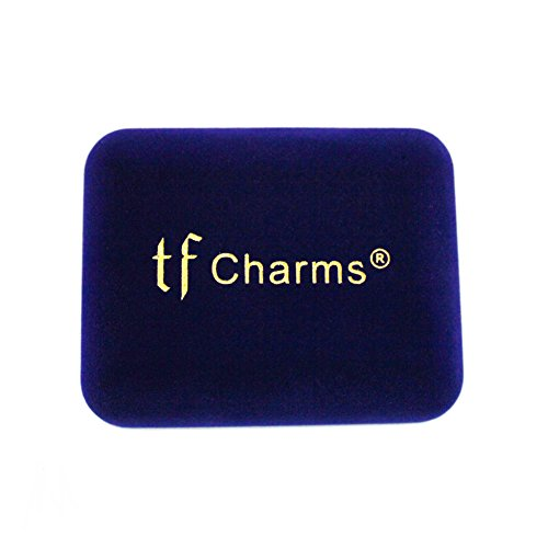 TF Boucles d'oreilles Charms Charm Oeuf Crochets en argent sterling 925avec cristaux Swarovski fini or 18carats Purple Gold
