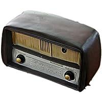 Preisvergleich für PPLLMMNN Vintage Spardose Würfel Harz Sparschwein Spardose Nostalgischen Radio Dekoration Geschenk Box Münzen Spardose