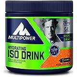 Multipower ISO Drink Naranja Bebida Nutritiva - 420 gr