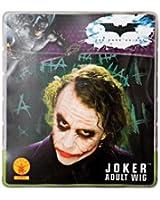 Mens Dark Knight Joker-Perücke