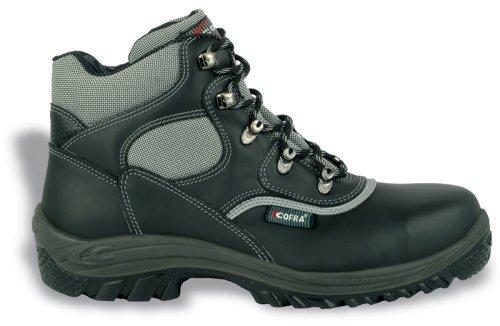 Chaussures De Sécurité Cofra Drammen S3 Noir