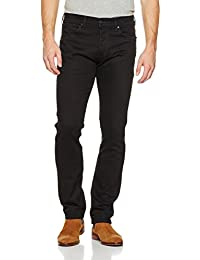 Wrangler Spencer Black, Jeans Homme