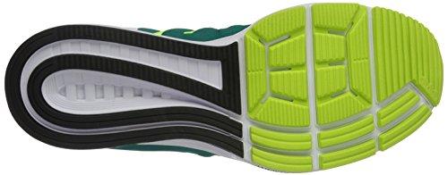 Nike Air Zoom Vomero 11, Scarpe da Corsa Uomo Multicolore (Rio Teal/White-Volt-Clear Jade)