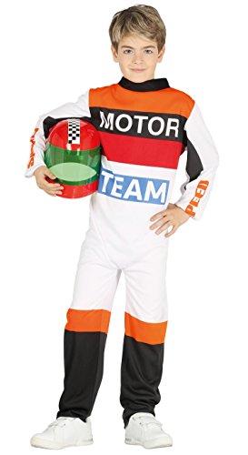 Guirca- Disfraz piloto motos